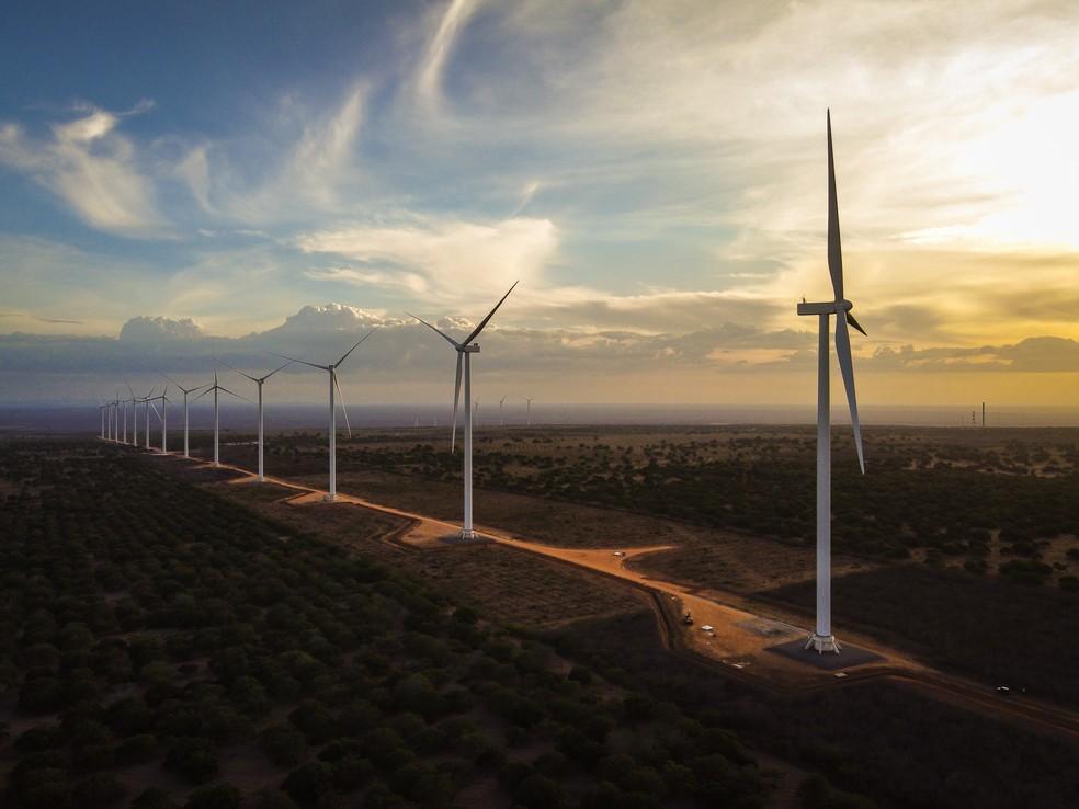 Voltalia inicia construção de maior projeto solar no mundo no RN — Foto: Divulgação
