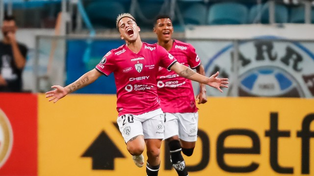 Ortíz Independiente del Valle x Grêmio