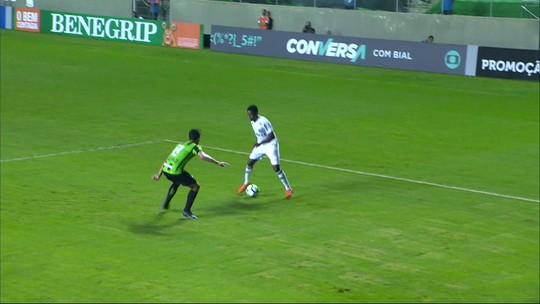 Melhores momentos: América-MG 1 x 3 Atlético-MG pela 10ª rodada do Campeonato Brasileiro