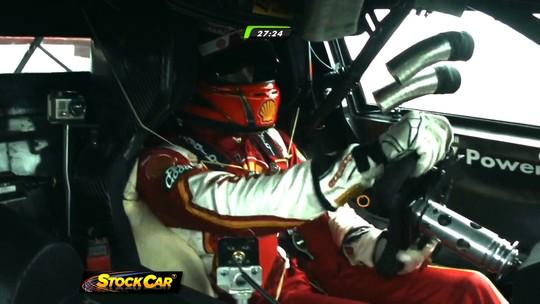 """Indignado com suspensão, Cacá diz que pilotos não têm voz: """"Coagido"""""""