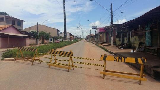 Foto: (Prefeitura Municipal de Santarém/Ádrio Denner)