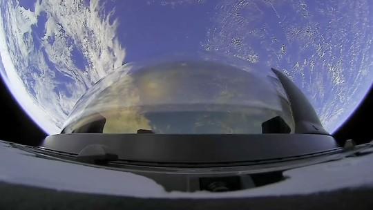 Foto: (Reprodução/SpaceX)