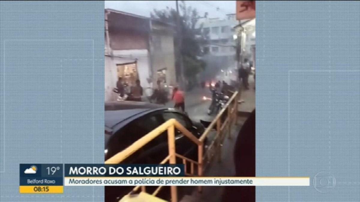 Justiça mantém preso homem que foi à delegacia depois que sobrinhas foram atingidas em operação da PM no Salgueiro