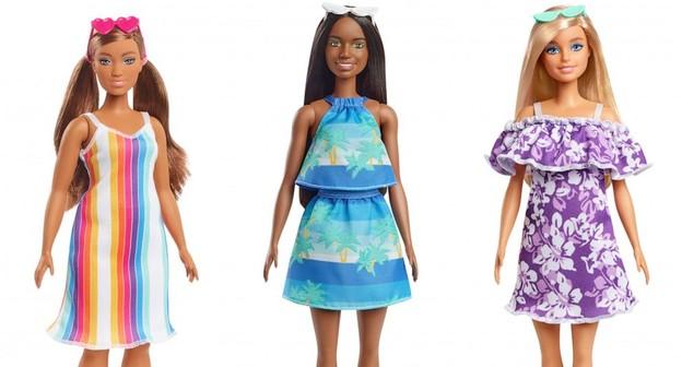 Barbie lança linha de bonecas produzidas com plástico retirado dos oceanos
