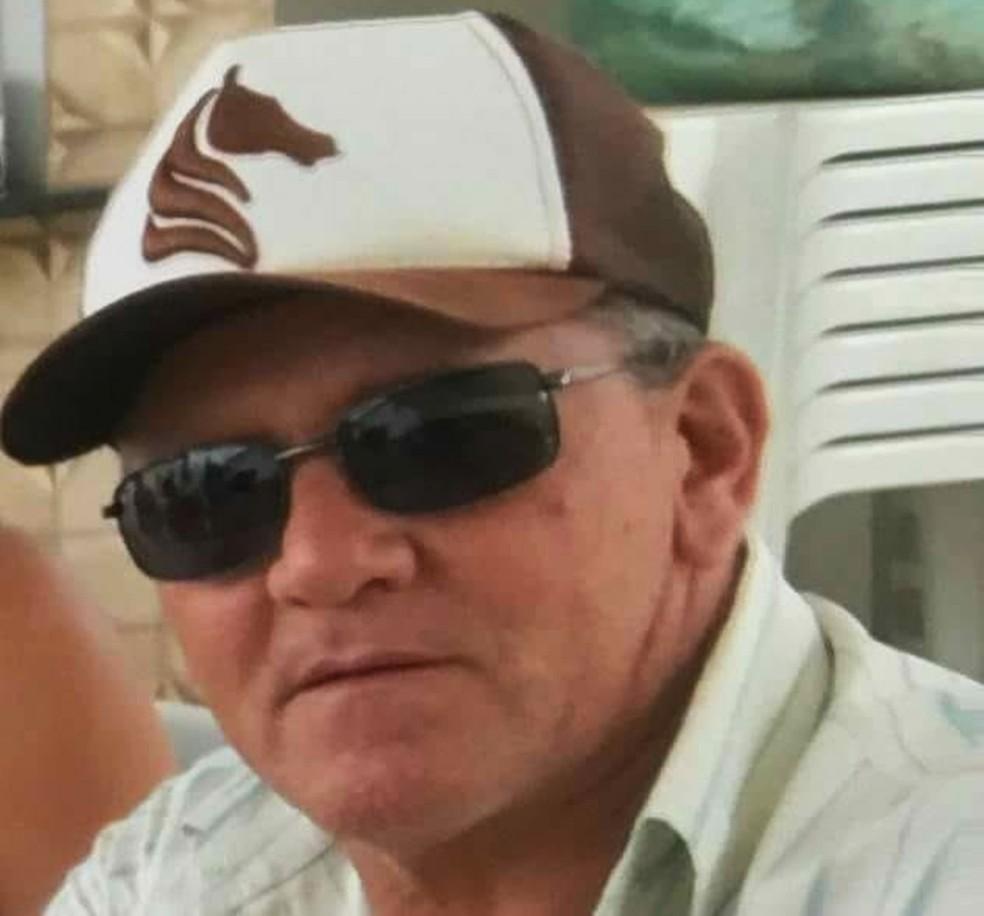 Francisco Bezerra Targino tinha 57 anos  (Foto: Arquivo Pessoal)