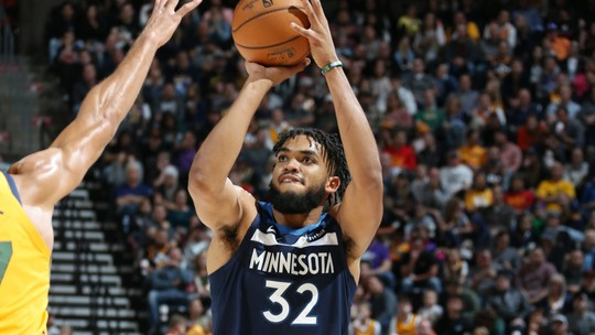 Melhores momentos de Utah Jazz 102 x 112 Minnesota Timberwolves pela NBA