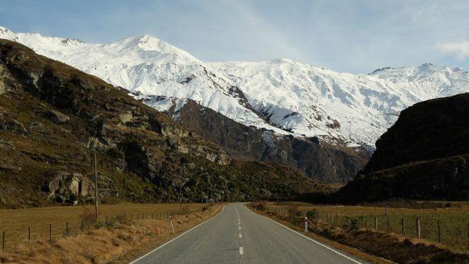 Monte Aspiring (Foto: Getty Images via BBC)