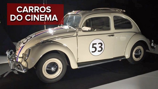 VÍDEO: do DeLorean ao Citroën 2CV, Salão de Paris exibe carros do cinema