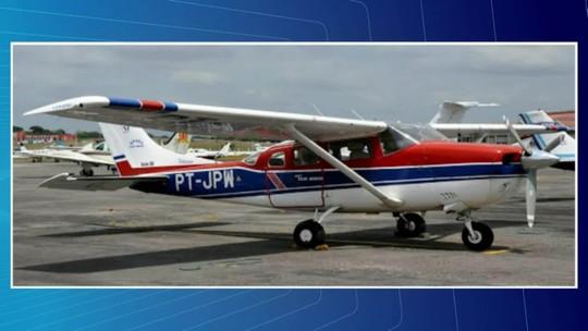 Corpo de piloto que morreu em queda de avião é liberado pelo IML; monomotor tinha 100 kg de cocaína
