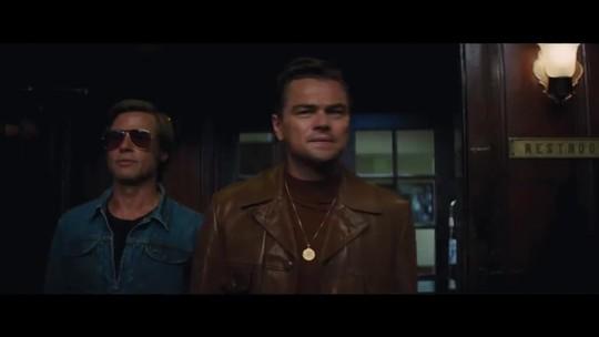 Estreia no cinema 'Era uma vez em Hollywood', novo filme de Tarantino