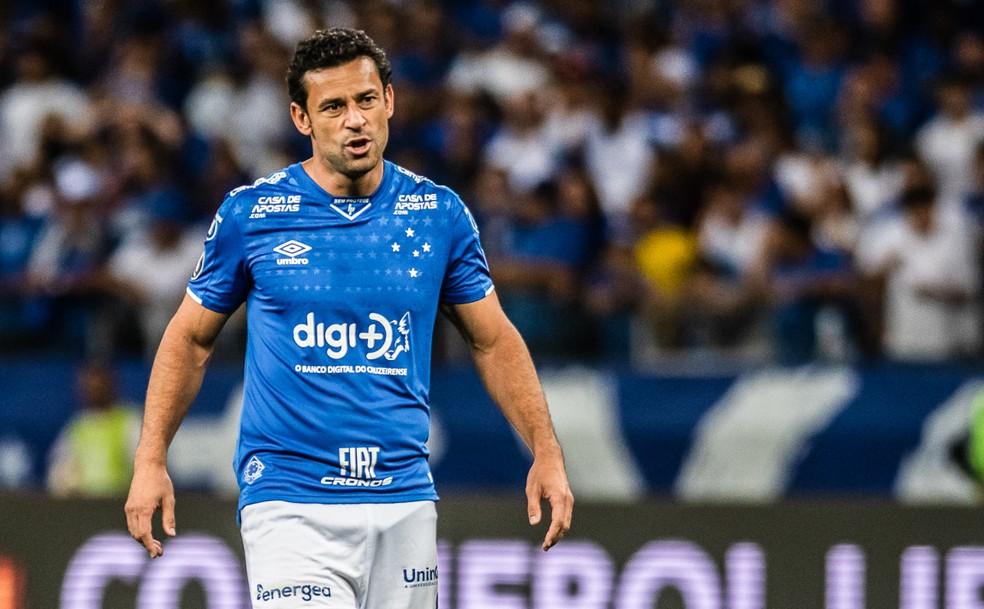 Fred não marca um gol há 16 partidas — Foto: Marcelo Alvarenga/BP Filmes