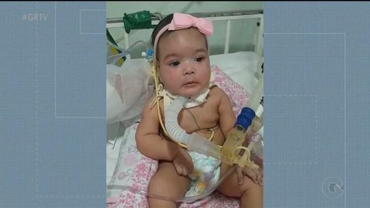 Família de bebê com doença rara cria campanha para comprar medicamento que custa mais de R$ 2 milhões