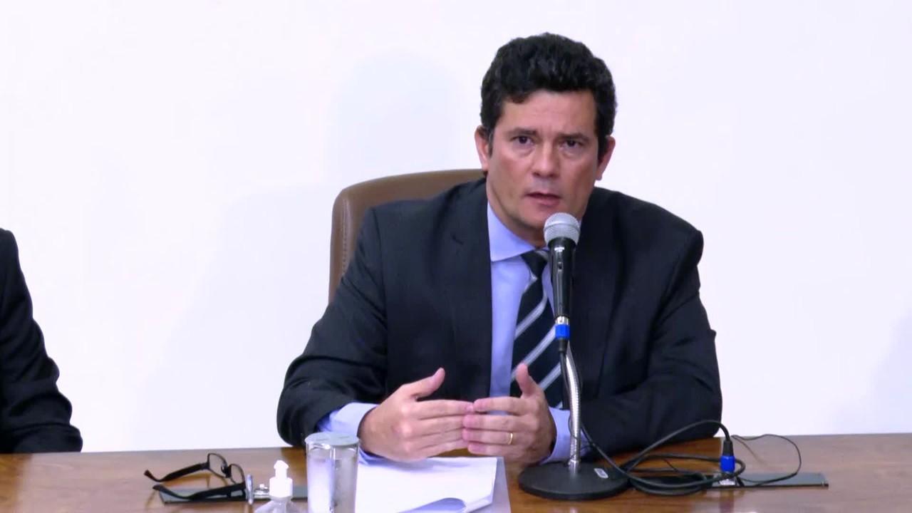 Sergio Moro pede demissão do Ministério da Justiça