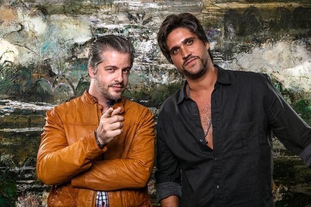 Victor & Leo (Foto: Ricardo Cardoso / Ed. Globo)