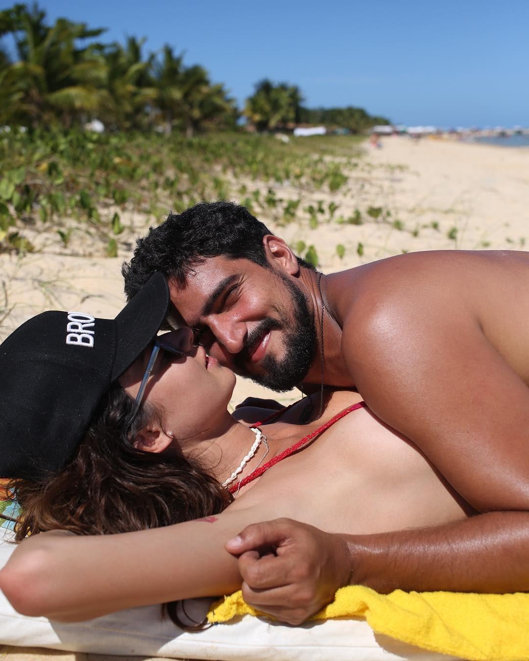 Thaila Ayala e Renato Goes (Foto: Reprodução/Instagram)