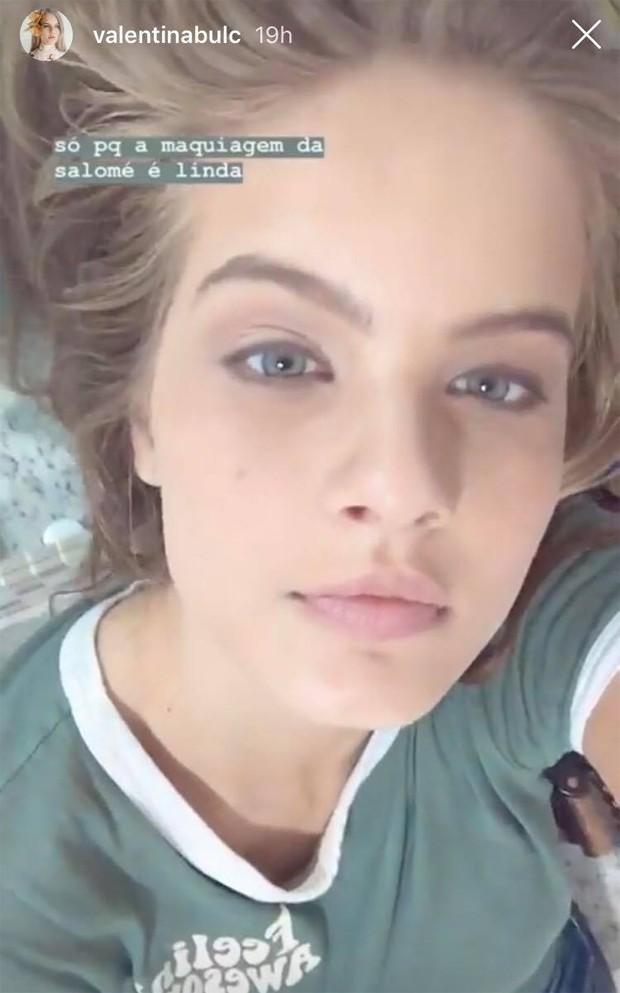 Valentina Bulc (Foto: Reprodução/Instagram)