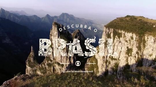 Do 'Dedo de Deus' a 'Pedra do Lagarto', formações rochosas despertam atenção de turistas pelo Brasil
