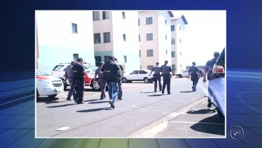 Ação contra criminalidade mobiliza 120 policiais na região de Lins