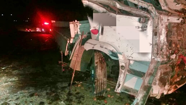 Homem morre em acidente com caminhão na BR-232, na Zona da Mata de Pernambuco