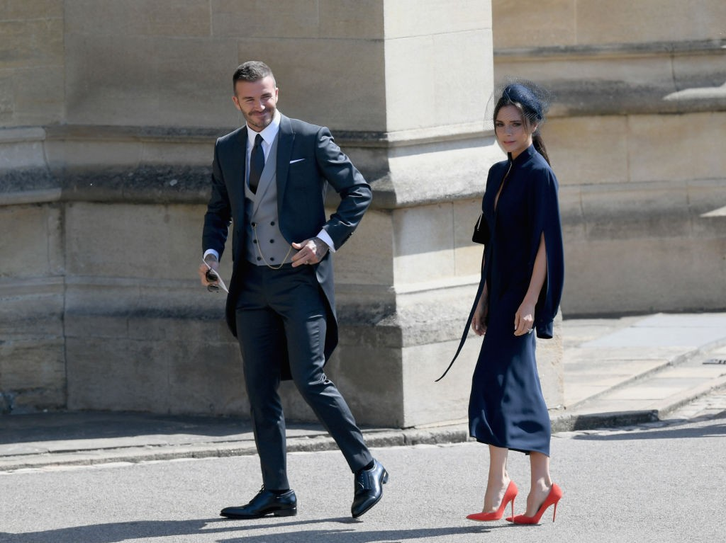 David e Victoria Beckham (Foto: Getty Images)