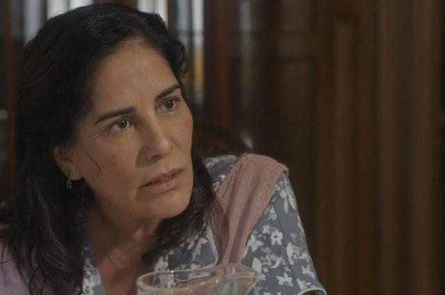 Gloria Pires é Lola em 'Éramos seis' (Foto: TV Globo)