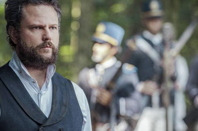 Selton Mello será o protagonista de 'Nos tempos do Imperador' (Foto: Globo)