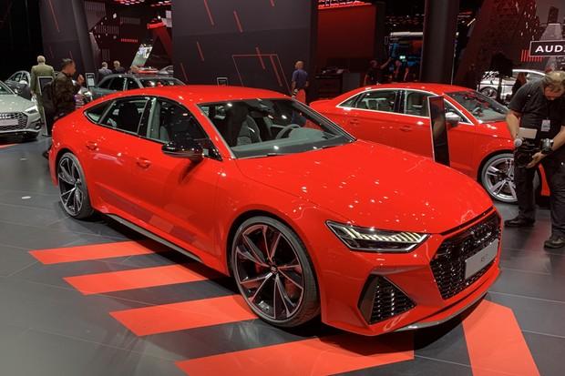 Audi RS7 Sportback (Foto: Raphael Panaro / Autoesporte)