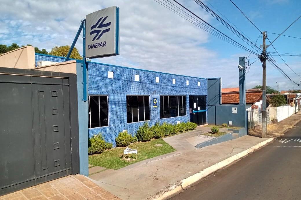 Atendimento presencial da Sanepar será feito com agendamento, em Guarapuava, a partir de quarta-feira (12)