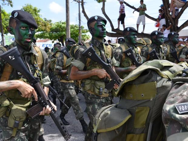 Inscrições para seleção do Exército com 113 vagas na Paraíba terminam neste domingo - Notícias - Plantão Diário