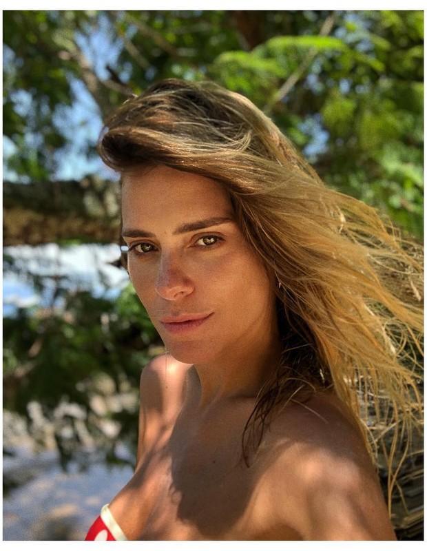 Carolina Dieckmann (Foto: Reprodução Instagram)