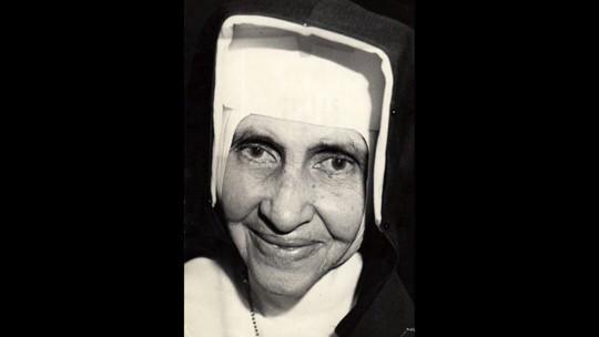 Canonizada recentemente, Irmã Dulce já ajudava os pobres desde os 13 anos