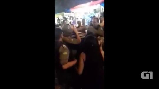 Ex-prefeito e policial civil é preso por disparar arma de fogo durante festa no PI
