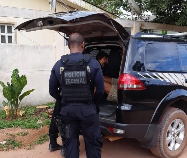 Ex-servidor do INSS é preso pela PF no Amapá em operação contra fraudes em benefícios - Notícias - Plantão Diário