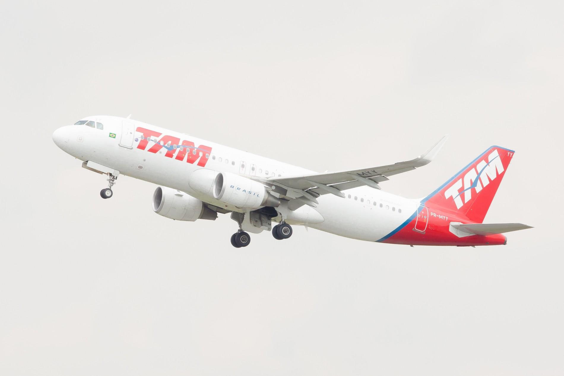 Latam Airlines tem prejuízo de US$ 114 milhões no 2º trimestre
