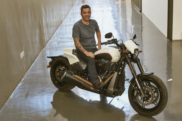Harley-Davidson FXDR 114 (Foto: Rodrigo Marques/Autoesporte)