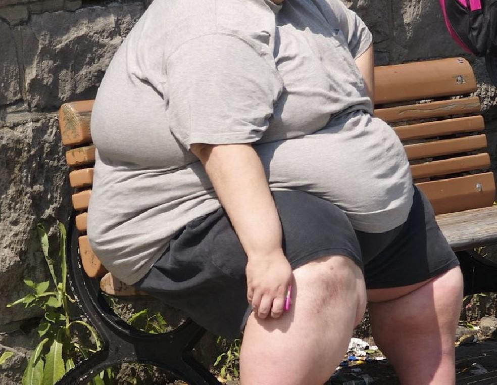 Obesidade atinge grande parte da população mundial — Foto: Colros/VisualHunt