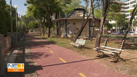 Moradores reclamam de insegurança na Rua da Aurora, no Centro do Recife