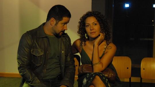 Fabiula Nascimento lembra estreia em 'Força-Tarefa' e comenta: 'Adoraria voltar'