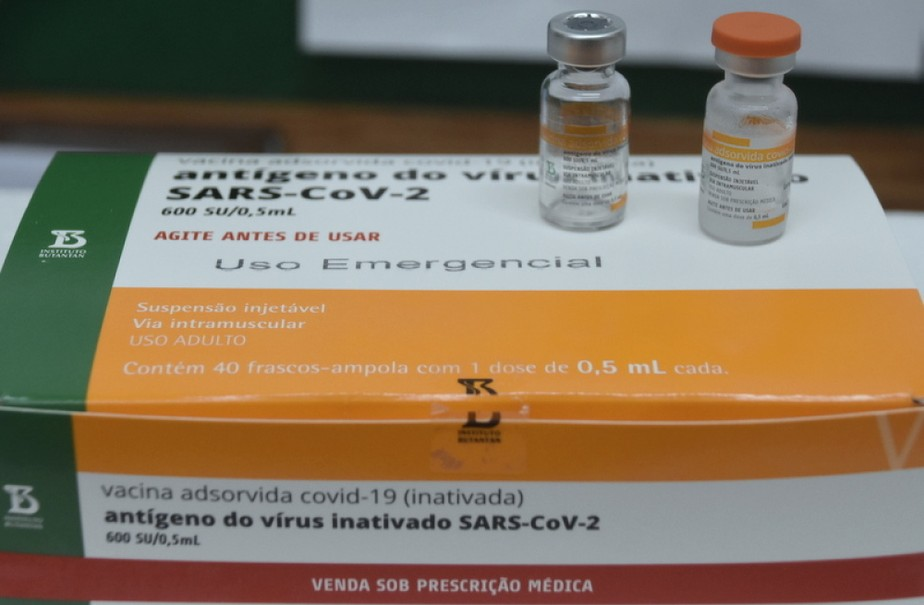 Cidades do Sul de MG recebem mais 50 mil doses de vacinas contra a Covid-19 nesta segunda-feira