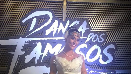 Maria Joana sobre vitória no 'Dança dos Famosos': 'Muito esforço e dedicação'