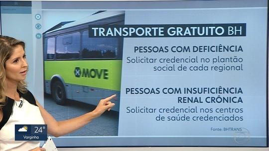Veja quem tem direito de viajar de graça no transporte público