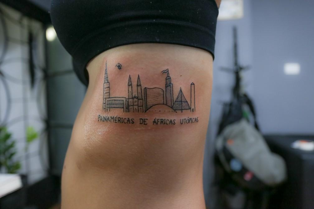 Moradores De São Paulo Tatuam Na Pele O Amor Pela Cidade