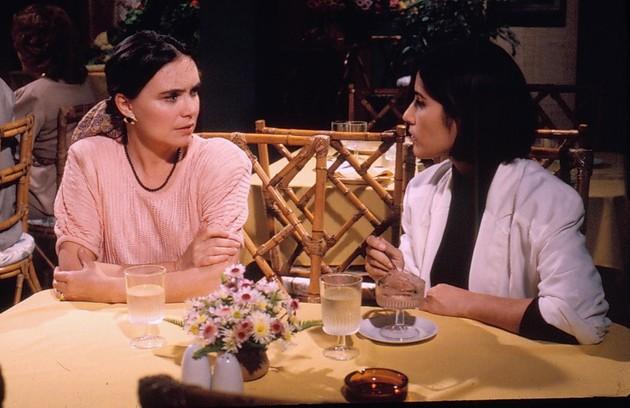 Alcides também inclui 'Vale tudo' (1989), de Gilberto Braga, Aguinaldo Silva e Leonor Bassères, entre suas pediletas (Foto: Cedoc/TV Globo)