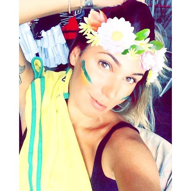 Marien Carretero (Foto: Reprodução/Instagram)