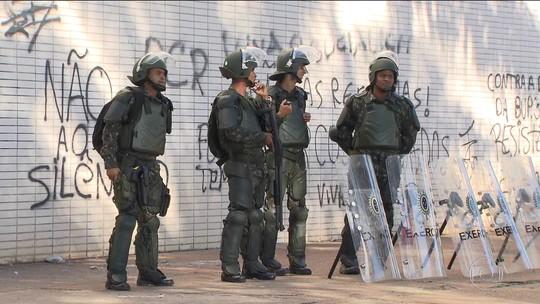 Temer suspende ordem para ação das Forças Armadas em Brasília