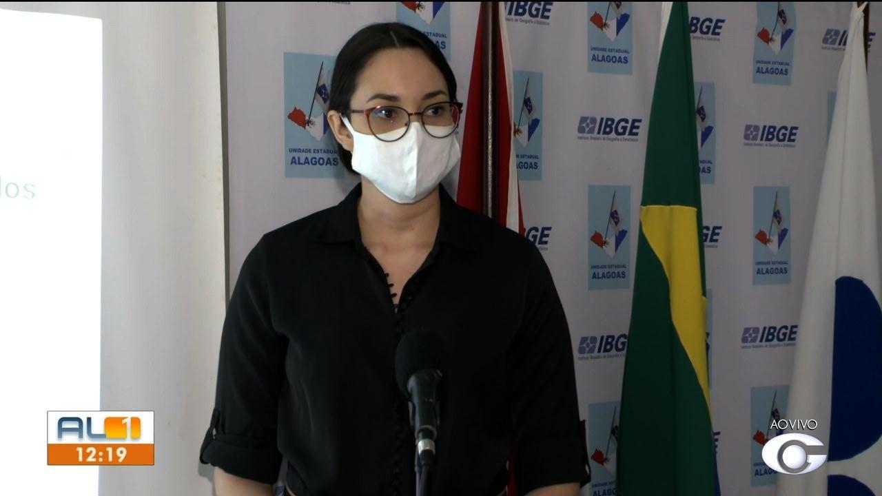 IBGE explica sobre taxa de desemprego em Alagoas no mês de setembro