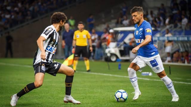 Cruzeiro x Santos: prováveis times, desfalques e onde assistir
