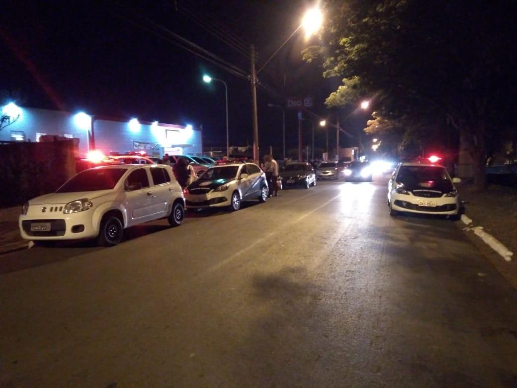 Guarda Civil e PM encerram pagode clandestino com 300 pessoas em Pirassununga