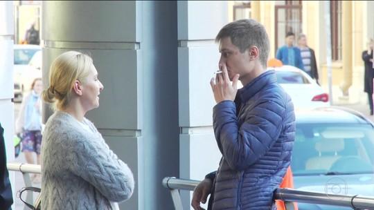Rússia poderá ter a primeira geração livre da fumaça do cigarro