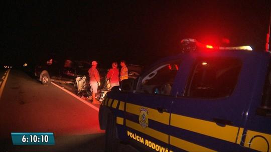 Carioca de férias morre em acidente entre carro e veículo de funerária na BR-230 no Sertão da PB